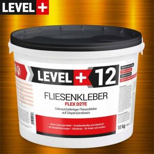 10kg Fertig-Fliesenklebe Naturstein Dispersionkleberr Flexkleber Weiß HQ RM12
