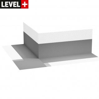 Außenecke Duschelement Abdichtung Dichtfolie Dichtband Dichtmanschette LEVEL+G02
