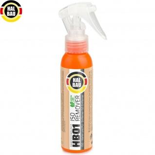 Reiniger für Isocyanat-Härter und anhaftende PU-Reste Reiniger 100ml HALBAU HB01