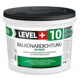 10Kg Balkonabdichtung flexible Dichtschlämme Abdichtung Bad Dusche Qualität RM10