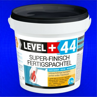 Super Finish Fertig Spachtelmasse 2 kg Fugenspachtel Q4 HQ LEVEL+ RM44