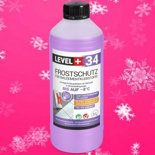 1 Liter Frostschutz für thermische Isolierklebstoffe für Zementkleber Top RM34