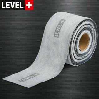 2 m Butylband Abdichten Selbstklebendes Butyldichtband Dichtband LEVEL+ G04
