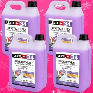 20L Frostschutz für Bauzementklebstoffe, Fliesenkleber HQ+ RM34