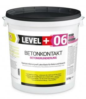 20kg Betonkontakt AUF OSB-PLATTEN UND HOLZ Putzgrund hohe Qualität RM06