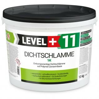10 Kg Dichtschlämme 1K Dichtfolie Trockener Bad Keller Qualität garantiert RM11