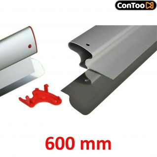 Wechselblatt 600 mm, Ersatzblatt Flächenspachtel, rostfreiem Stahl 0, 3 mm CT01
