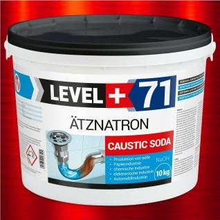 10kg Caustic Soda Ätznatron Natriumhydroxid NaOH Entfetter Soda Reiniger RM71