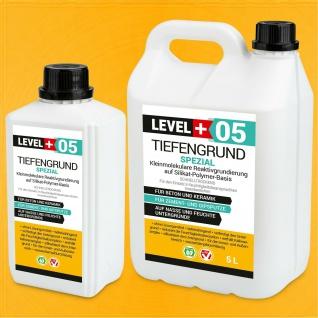Tiefengrund LF 1-100L Acryl mit Kaliwasserglas Tiefgrund Grundierung RM05