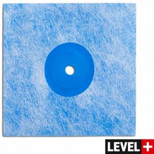 Dichtmanschetten 1 St. Wandmanschette Rohrdurchmesser: ca. 15 - 25mm Level+ B04