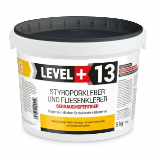 5Kg Hartschaumkleber Kleber für Styropor-Paneele Gebrauchsfertig Korkkleber RM13
