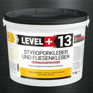Styroporkleber 15kg Korkkleber Renovier Dispersionkleber Flisenkleber RM13