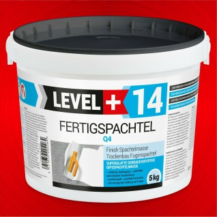 Gipsspachtel Trockenba 5Kg Glättspachtel Fertigspachtelu Qualitätsgarantie RM14