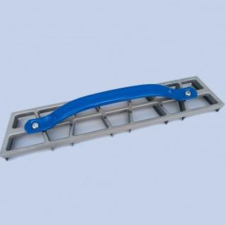 Hobel Gipserhobel 8 Klingen Alu-Rabot Kantenhobel 450x90 mm blau