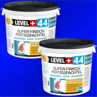 Fertigspachtel 40 kg Gips Glätt Flächen Füll, Super Finish Spachtel Masse, RM44