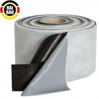 10 m Butyldichtband Butylklebeband Selbstklebendesd Abdichtband HALBAU HS04