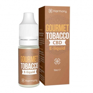 Harmony - CBD E-Liquid 0, 3 % (30 mg) - 10 ml Tabak