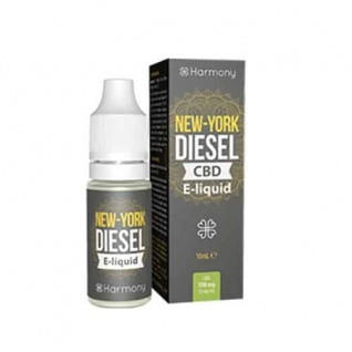 Harmony - CBD E-Liquid 0, 3 % (30 mg) - New York