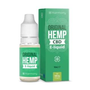Harmony - CBD E-Liquid 6 % (600 mg) - 10 ml Hanf