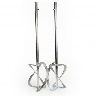 2 x Rührstab   Rührquirl - Zubehör für das TECHWORK Rührgerät