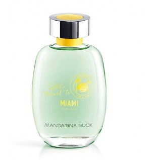 Mandarina Duck Let's Travel to Miami for Man, EdT 100 ml