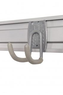 STAXX-System - Universalhaken/Arbeitshaken aus Metall, silber