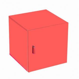 Stor' It - Caro Türcontainer mit 1 Tür, silberner Griff, in verschiedenen Farben - Vorschau 4
