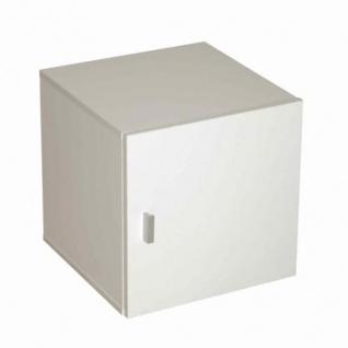 Stor' It - Caro Türcontainer mit 1 Tür, silberner Griff, in verschiedenen Farben - Vorschau 2