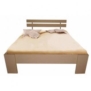 Kapstadt - Jugendbett, Bett, Bettrahmen 140x200cm mit Rückenlehne, in verschiedenen Farben