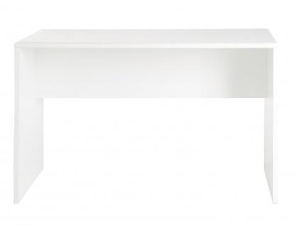 Miami - Schreibtisch , Autometallic Lackierung, Logo aus hochwertigem Autoschriftzug, in verschiedenen Farben, hellgrau