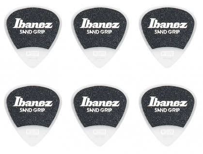 IBANEZ PPA16MSG-WH Medium Sand Grip 0, 8mm (6St)
