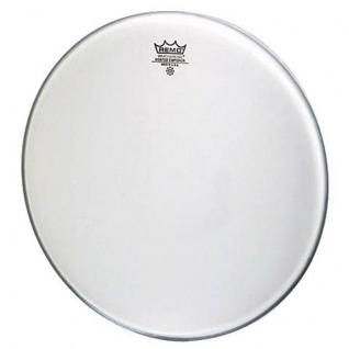 REMO BE-0114-00 Emperor weiss rau 14 Zoll