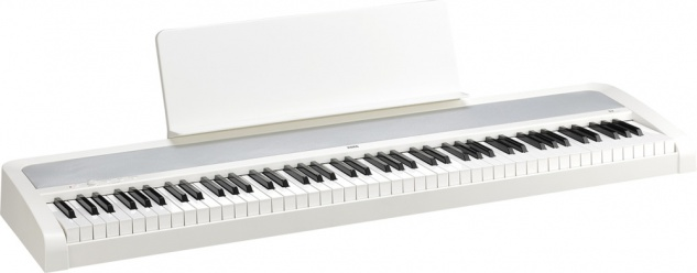 KORG B2 WH Stagepiano, weiss