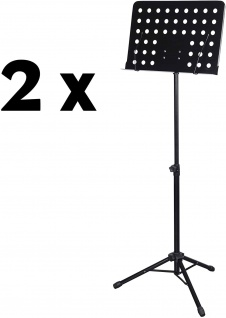 CASCHA HH 2209 (2068) Orchestra Stand Doppelpack