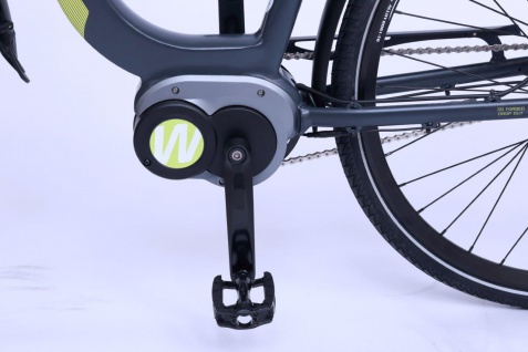 Marktneuheit 2021 Ruby E-Bike Elektro Fahrrad bis zu 150 km Pedelec 28 Zoll 25km/h Elektrorad Citybike - Vorschau 4