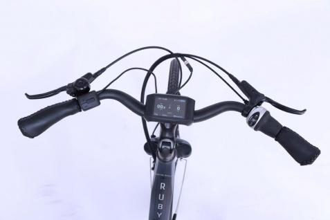 Marktneuheit 2021 Ruby CB E-Bike Elektro Fahrrad bis zu 150 km Pedelec 28 Zoll 25km/h Elektrorad Citybike - Vorschau 5
