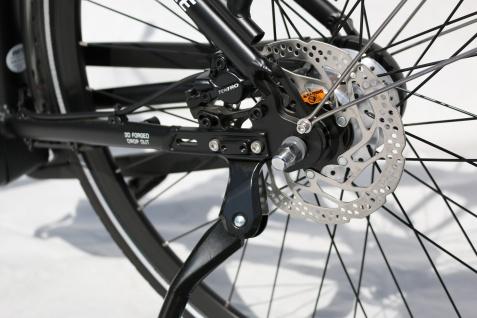 Marktneuheit 2021 Amber E-Bike Elektro Fahrrad bis zu 150 km Pedelec 28 Zoll 25km/h Elektrorad Citybike - Vorschau 5