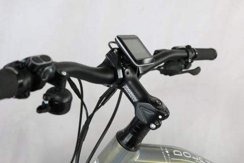 Marktneuheit 2021 Dolphin CC E-Bike Elektro Fahrrad bis zu 150 km Pedelec 28 Zoll 25km/h Elektrorad Citybike - Vorschau 3