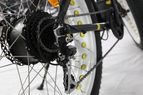 Marktneuheit 2021 BigApple E-Bike Elektro Fahrrad bis zu 150 km Pedelec 28 Zoll 25km/h Elektrorad Citybike - Vorschau 5