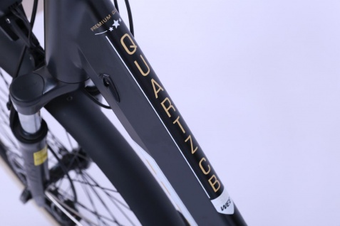 Marktneuheit 2021 Quartz E-Bike Elektro Fahrrad bis zu 150 km Pedelec 28 Zoll 25km/h Elektrorad Citybike - Vorschau 2