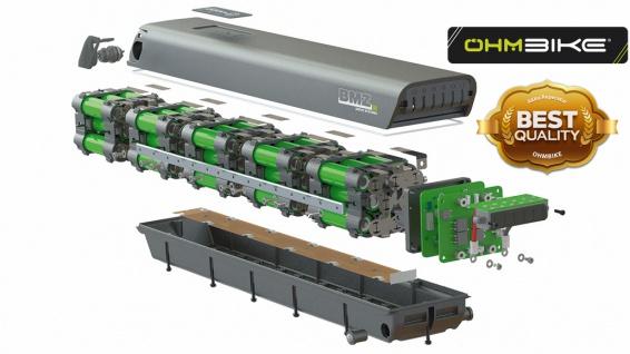 Bosch Power Pack Akkureparatur Zellentausch E-Bike Akku36V 14Ah 500Wh - Vorschau 2