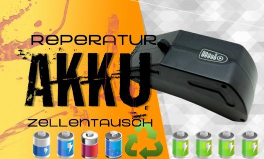 Bosch Power Pack Akkureparatur Zellentausch E-Bike Akku36V 14Ah 500Wh - Vorschau 5