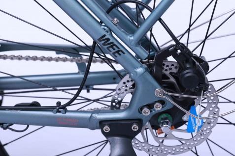 Marktneuheit 2021 Calcite E-Bike Elektro Fahrrad bis zu 150 km Pedelec 28 Zoll 25km/h Elektrorad Citybike - Vorschau 5
