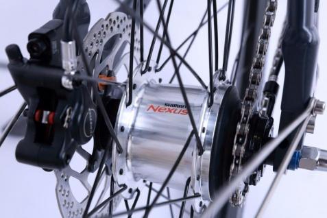 Marktneuheit 2021 Citrine E-Bike Elektro Fahrrad bis zu 150 km Pedelec 28 Zoll 25km/h Elektrorad Citybike - Vorschau 4