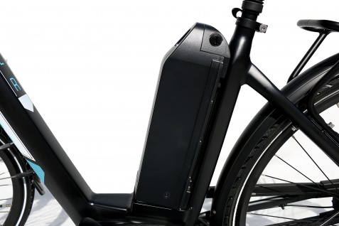 Marktneuheit 2021 Amber E-Bike Elektro Fahrrad bis zu 150 km Pedelec 28 Zoll 25km/h Elektrorad Citybike - Vorschau 3