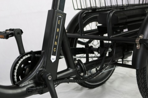 Marktneuheit 2021 Ewing E-Bike Elektro Fahrrad bis zu 150 km Pedelec 28 Zoll 25km/h Elektrorad Citybike - Vorschau 2