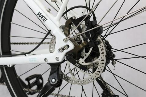 Marktneuheit 2021 Coral E-Bike Elektro Fahrrad bis zu 150 km Pedelec 28 Zoll 25km/h Elektrorad Citybike - Vorschau 3