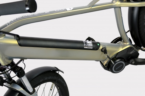 Marktneuheit 2021 Dolphin CC E-Bike Elektro Fahrrad bis zu 150 km Pedelec 28 Zoll 25km/h Elektrorad Citybike - Vorschau 5