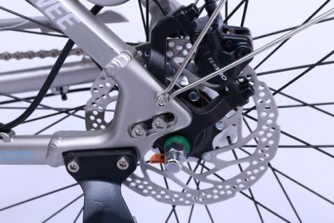 Marktneuheit 2021 Quartz E-Bike Elektro Fahrrad bis zu 150 km Pedelec 28 Zoll 25km/h Elektrorad Citybike - Vorschau 5
