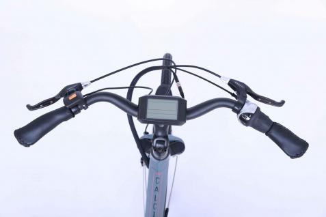 Marktneuheit 2021 Calcite E-Bike Elektro Fahrrad bis zu 150 km Pedelec 28 Zoll 25km/h Elektrorad Citybike - Vorschau 3